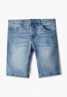 Шорты джинсовые, OVS, цвет: синий. Артикул: OV001EBINQY6. Мальчикам / Одежда