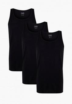Комплект, OVS, цвет: черный. Артикул: OV001EMHUGD3. Одежда / Нижнее белье