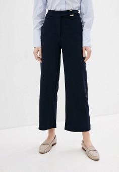 Брюки, OVS, цвет: синий. Артикул: OV001EWHTLB7. Одежда / Брюки / Классические брюки