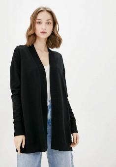 Кардиган, OVS, цвет: черный. Артикул: OV001EWHTLF7. Одежда / Джемперы, свитеры и кардиганы / Кардиганы