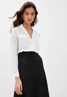 Блуза, OVS, цвет: белый. Артикул: OV001EWHTOV6. Одежда / Блузы и рубашки