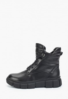 Ботинки, Palazzo D'oro, цвет: черный. Артикул: PA001AWGQHU4. Обувь / Ботинки