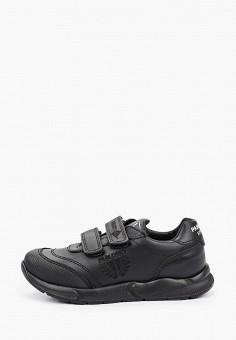 Кроссовки, Pablosky, цвет: черный. Артикул: PA048ABILPI1. Мальчикам / Обувь / Кроссовки и кеды