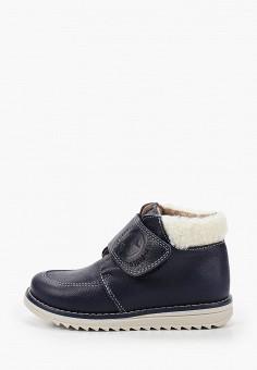 Ботинки, Pablosky, цвет: синий. Артикул: PA048ABKDLX8. Мальчикам / Обувь / Ботинки