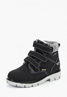 Ботинки, Patrol, цвет: черный. Артикул: PA050ABCHQE1.