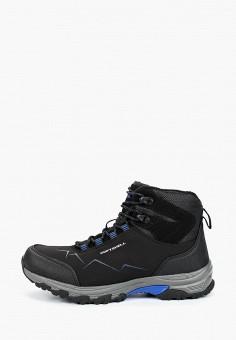Ботинки трекинговые, Patrol, цвет: черный. Артикул: PA050ABGJLO7.