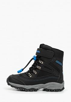 Ботинки, Patrol, цвет: черный. Артикул: PA050ABGJLQ3.