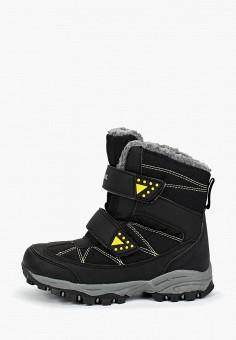 Ботинки, Patrol, цвет: черный. Артикул: PA050ABGJLQ5.