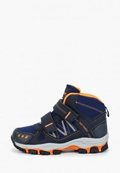 Ботинки, Patrol, цвет: синий. Артикул: PA050ABGJLQ7.