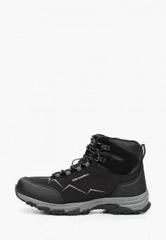 Ботинки, Patrol, цвет: черный. Артикул: PA050ABGJLR0.