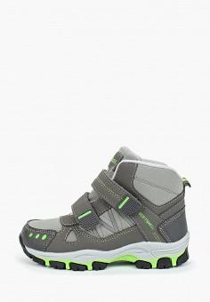 Ботинки, Patrol, цвет: серый. Артикул: PA050ABGJLR2.