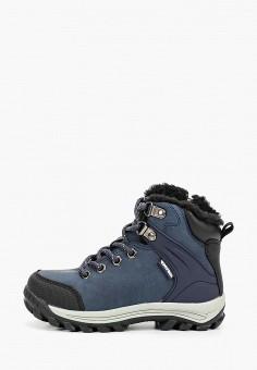 Ботинки, Patrol, цвет: синий. Артикул: PA050ABGJLR7.