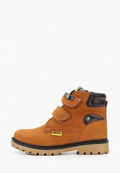 Ботинки, Patrol, цвет: коричневый. Артикул: PA050ABGJLS4.