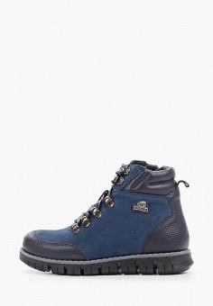 Ботинки, Patrol, цвет: синий. Артикул: PA050ABGJLS7.