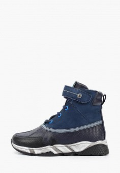 Ботинки, Patrol, цвет: синий. Артикул: PA050ABGJLT2.