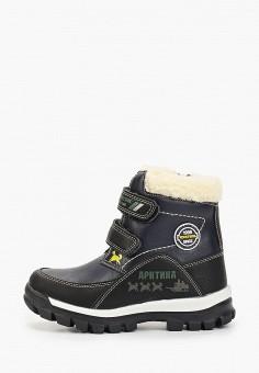 Ботинки, Patrol, цвет: синий. Артикул: PA050ABHEEM1.