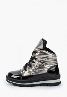 Ботинки, Patrol, цвет: серебряный. Артикул: PA050AGGJLP2.