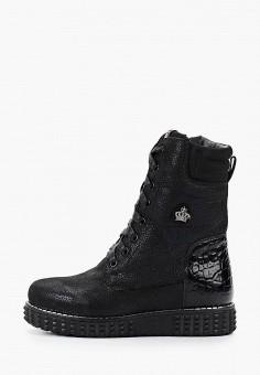 Ботинки, Patrol, цвет: черный. Артикул: PA050AGGJLT1.