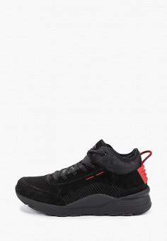 Кроссовки, Patrol, цвет: черный. Артикул: PA050AMGIFH7. Обувь / Кроссовки и кеды / Кроссовки