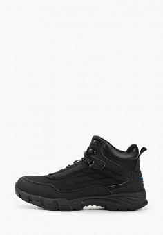 Кроссовки, Patrol, цвет: черный. Артикул: PA050AMGIFI2.