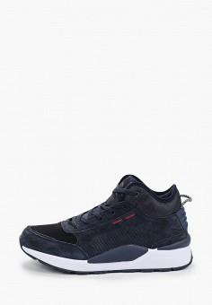 Кроссовки, Patrol, цвет: синий. Артикул: PA050AMGIFJ8. Обувь
