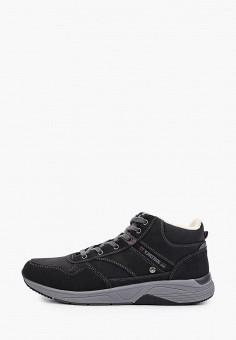 Кроссовки, Patrol, цвет: черный. Артикул: PA050AMGIFK5.
