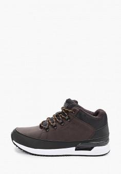 Кроссовки, Patrol, цвет: коричневый. Артикул: PA050AMGIFR4.