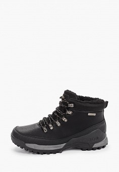 Ботинки, Patrol, цвет: черный. Артикул: PA050AMGIFS0. Обувь / Ботинки / Низкие ботинки