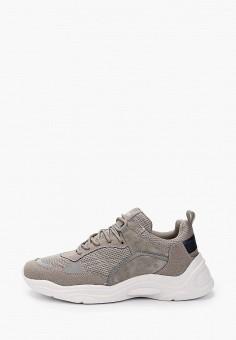 Кроссовки, Patrol, цвет: серый. Артикул: PA050AMISNQ8.
