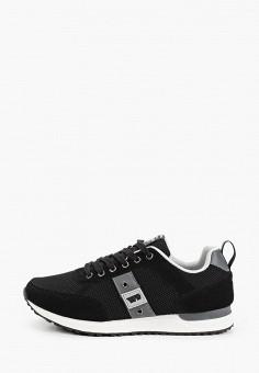 Кроссовки, Patrol, цвет: черный. Артикул: PA050AMISNR0.