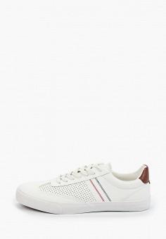Кеды, Patrol, цвет: белый. Артикул: PA050AMISNS3. Обувь / Кроссовки и кеды
