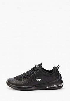 Кроссовки, Patrol, цвет: черный. Артикул: PA050AMISNX6. Обувь / Кроссовки и кеды / Кроссовки