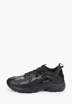 Кроссовки, Patrol, цвет: черный. Артикул: PA050AMISNZ2. Обувь
