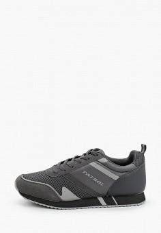 Кроссовки, Patrol, цвет: серый. Артикул: PA050AMIUUW9. Обувь