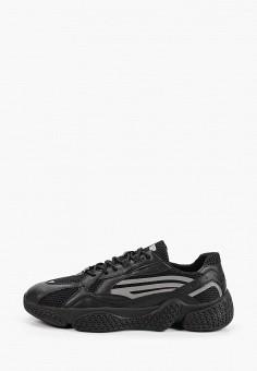 Кроссовки, Patrol, цвет: черный. Артикул: PA050AMIUUX5. Обувь