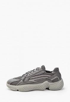 Кроссовки, Patrol, цвет: серый. Артикул: PA050AMIUUX7. Обувь / Кроссовки и кеды