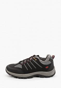 Ботинки, Patrol, цвет: черный. Артикул: PA050AMKFUG1. Обувь / Ботинки / Низкие ботинки