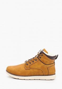 Ботинки, Patrol, цвет: коричневый. Артикул: PA050AMKFUL8. Обувь / Ботинки