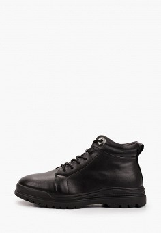 Ботинки, Patrol, цвет: черный. Артикул: PA050AMKFUO1. Обувь / Ботинки
