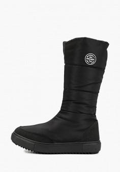 Дутики, Patrol, цвет: черный. Артикул: PA050AWGJQA9. Обувь / Сапоги / Дутики