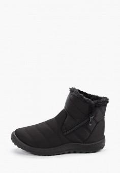 Полусапоги, Patrol, цвет: черный. Артикул: PA050AWGJQR3. Обувь / Сапоги