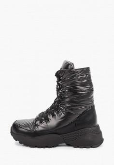 Ботинки, Patrol, цвет: черный. Артикул: PA050AWGJRB2. Обувь / Ботинки / Высокие ботинки