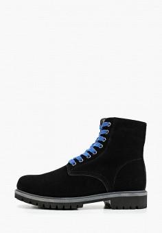 Ботинки, Patrol, цвет: черный. Артикул: PA050AWGJRH3. Обувь / Ботинки / Высокие ботинки