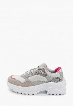 Кроссовки, Patrol, цвет: серый. Артикул: PA050AWIOIW0. Обувь