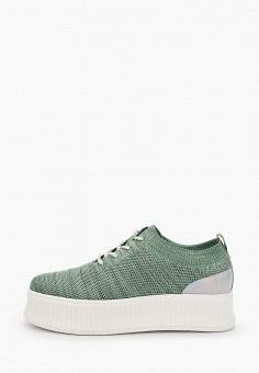 Ботинки, Patrol, цвет: зеленый. Артикул: PA050AWIOIW2. Обувь / Ботинки