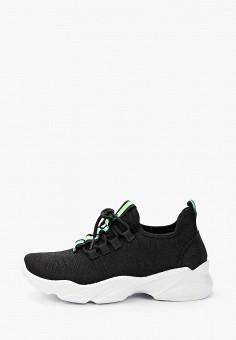 Кроссовки, Patrol, цвет: черный. Артикул: PA050AWIOJD1. Обувь
