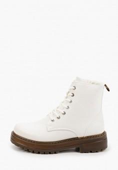 Ботинки, Patrol, цвет: белый. Артикул: PA050AWKFTH9. Обувь / Ботинки / Высокие ботинки