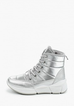 Ботинки, Patrol, цвет: серебряный. Артикул: PA050AWKFTN7. Обувь / Ботинки / Высокие ботинки