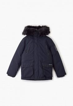 Куртка утепленная, Paragoose, цвет: синий. Артикул: PA068EKGUGK3. Мальчикам / Одежда / Верхняя одежда / Куртки и пуховики