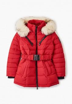 Куртка утепленная, Paragoose, цвет: красный. Артикул: PA068EKGUGK5. Мальчикам / Одежда / Верхняя одежда / Куртки и пуховики